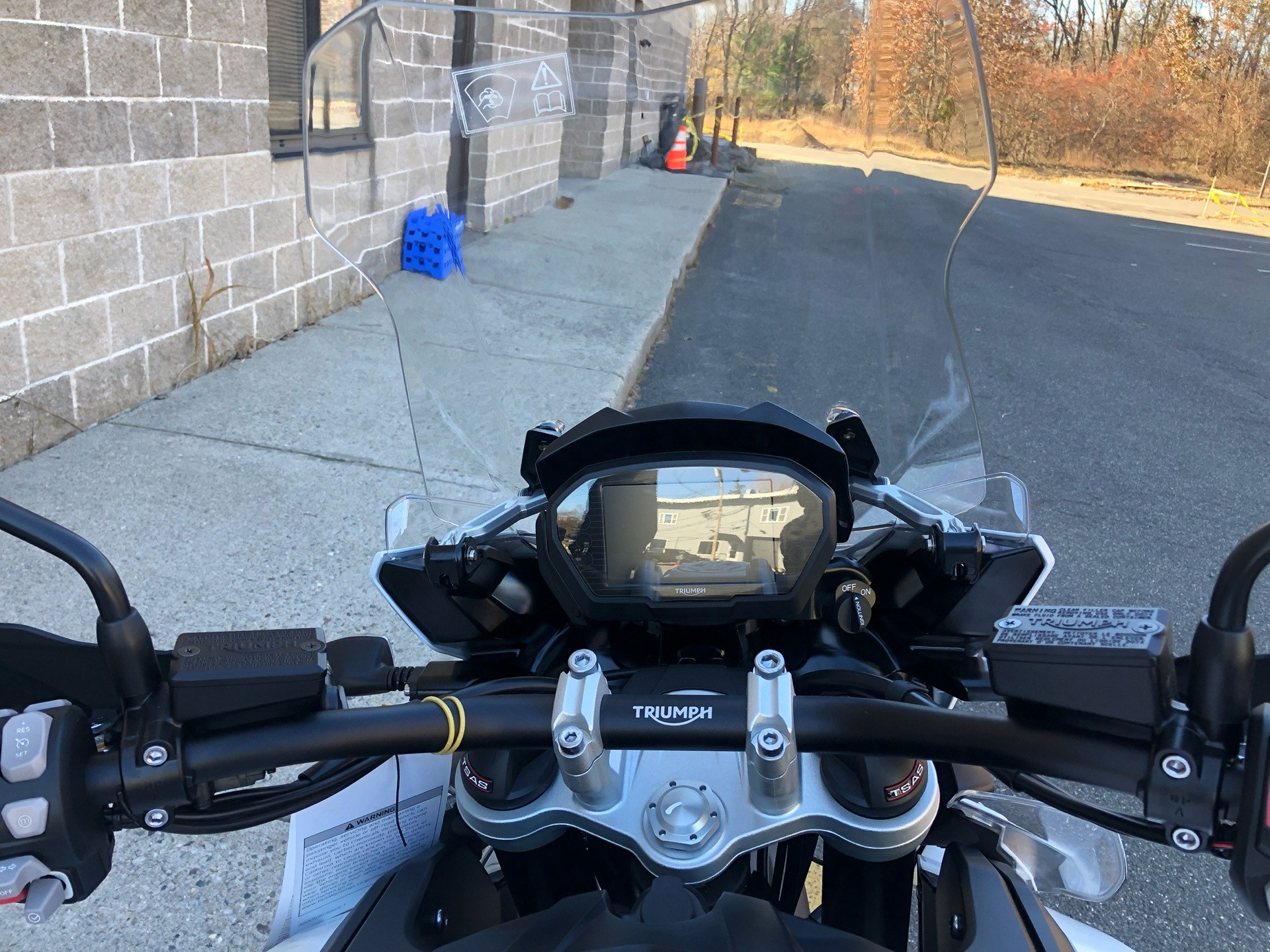 2019 Triumph Tiger 1200 XRt in Enfield, Connecticut - Photo 17