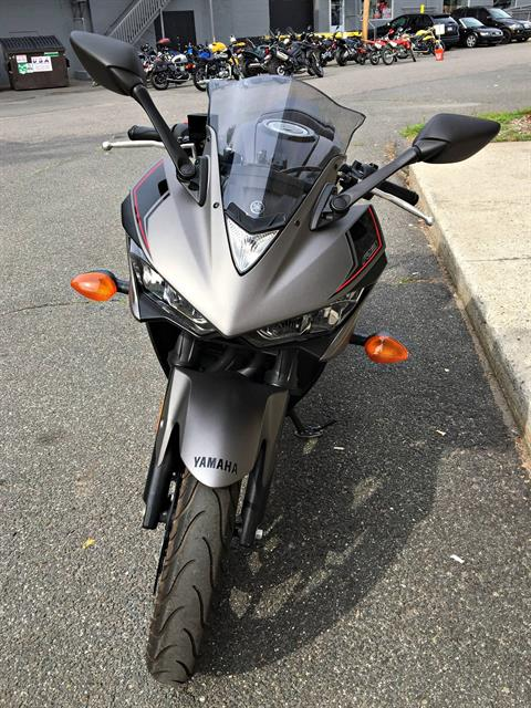 2016 Yamaha YZF-R3 in Enfield, Connecticut