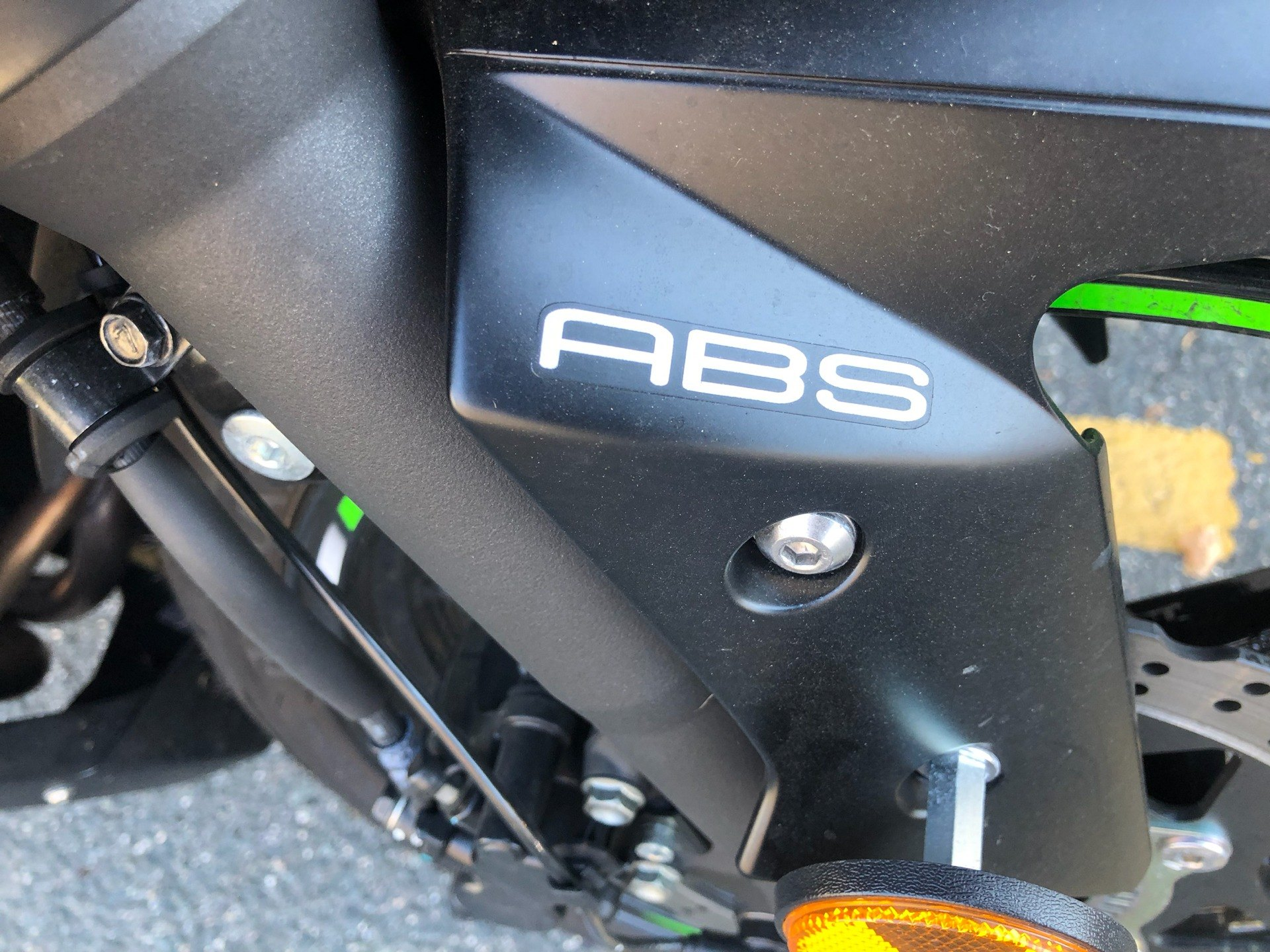 2017 Kawasaki Ninja 300 ABS Winter Test Edition in Enfield, Connecticut - Photo 13