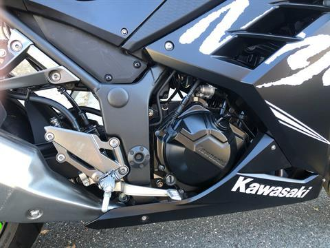 2017 Kawasaki Ninja 300 ABS Winter Test Edition in Enfield, Connecticut - Photo 19