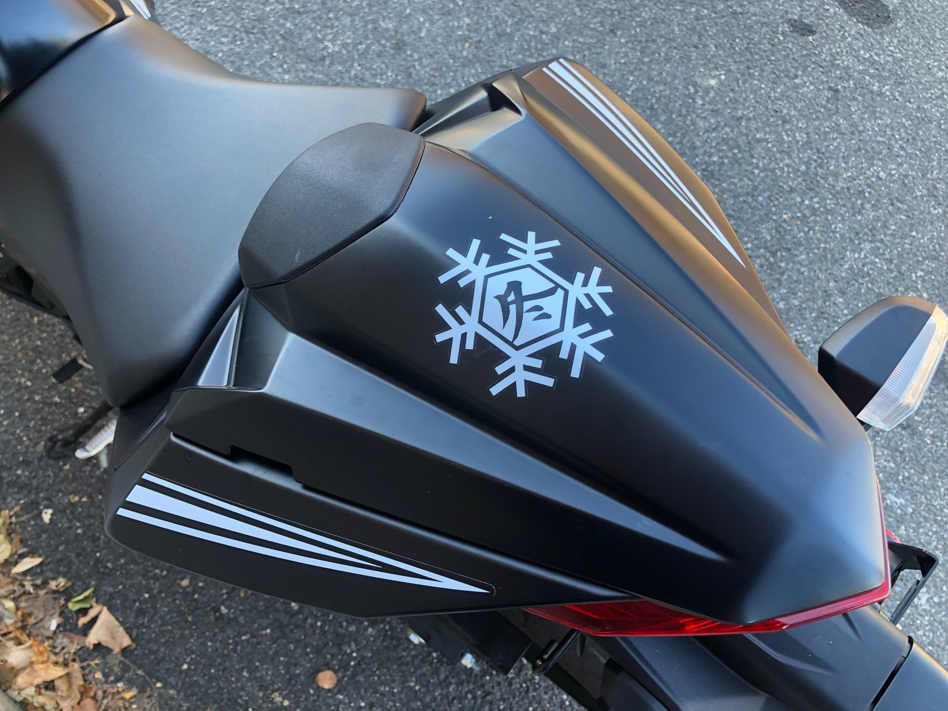 2017 Kawasaki Ninja 300 ABS Winter Test Edition in Enfield, Connecticut - Photo 22