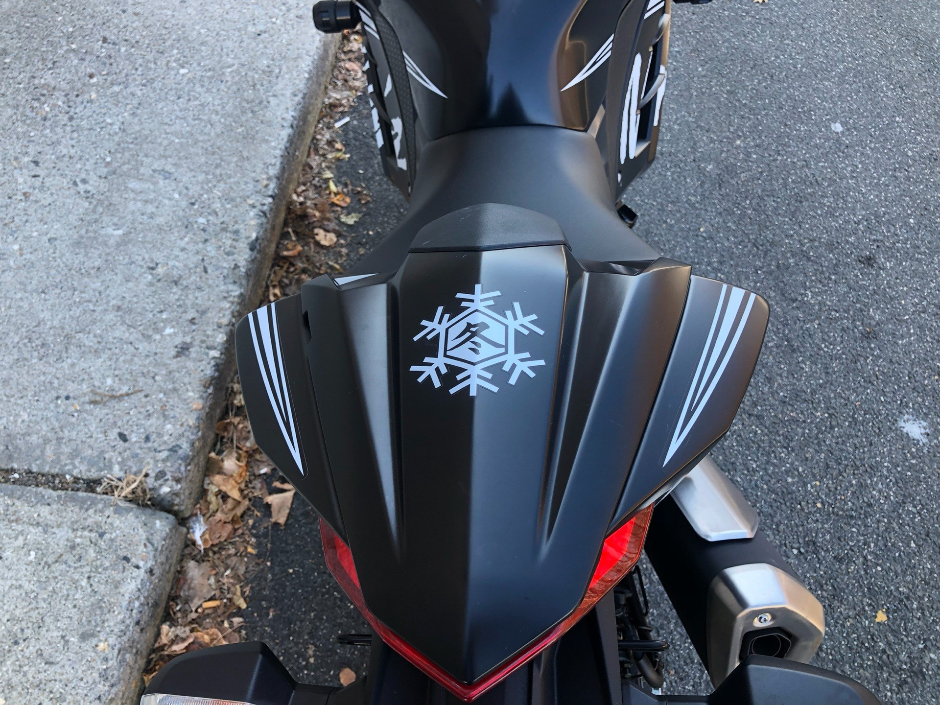2017 Kawasaki Ninja 300 ABS Winter Test Edition in Enfield, Connecticut - Photo 24