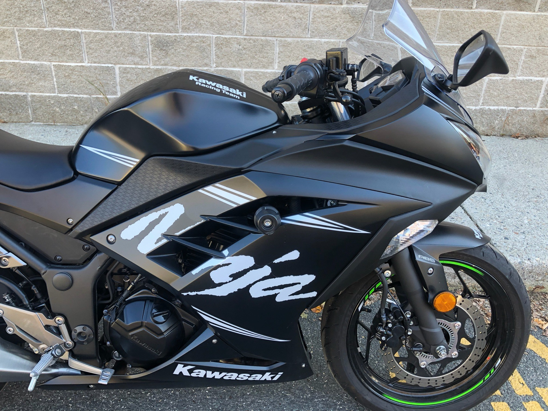 2017 Kawasaki Ninja 300 ABS Winter Test Edition in Enfield, Connecticut - Photo 34