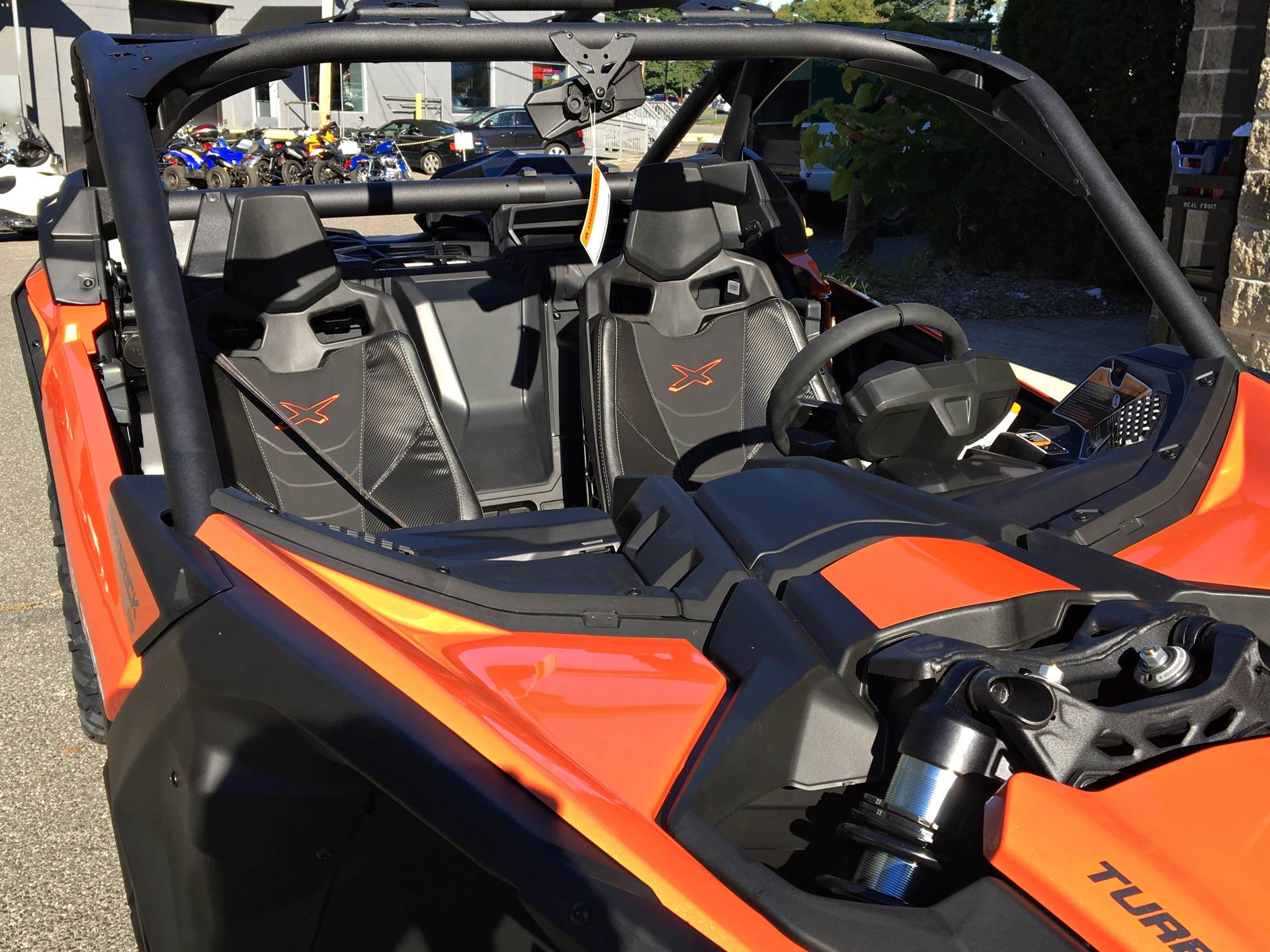 2019 Can-Am Maverick X3 X ds Turbo R in Enfield, Connecticut - Photo 10