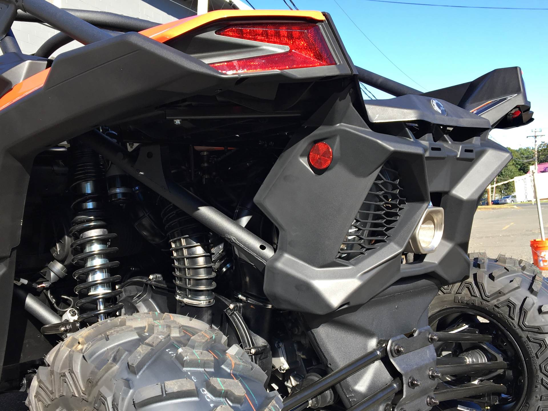 2019 Can-Am Maverick X3 X ds Turbo R in Enfield, Connecticut - Photo 21