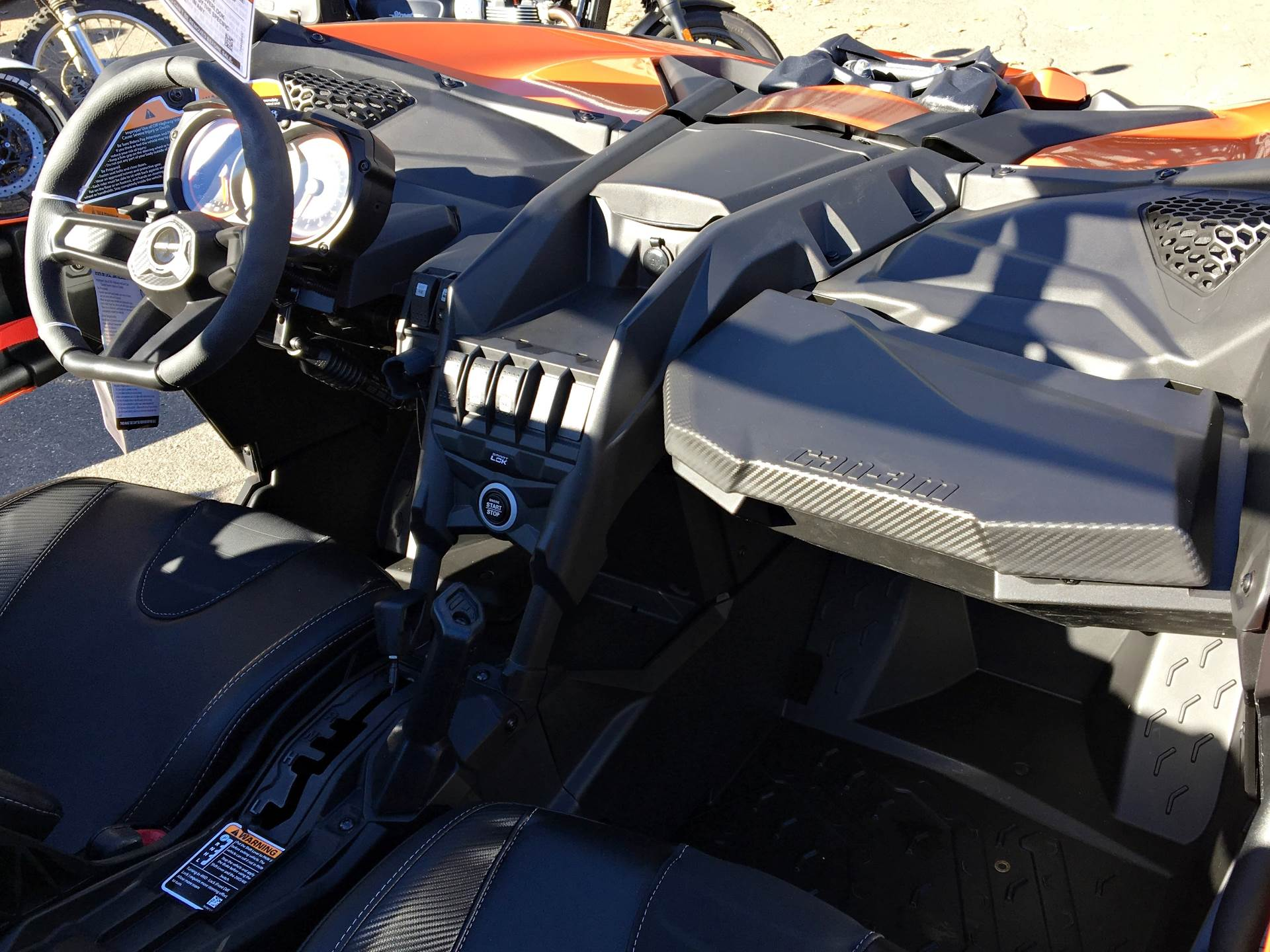 2019 Can-Am Maverick X3 X ds Turbo R in Enfield, Connecticut - Photo 13