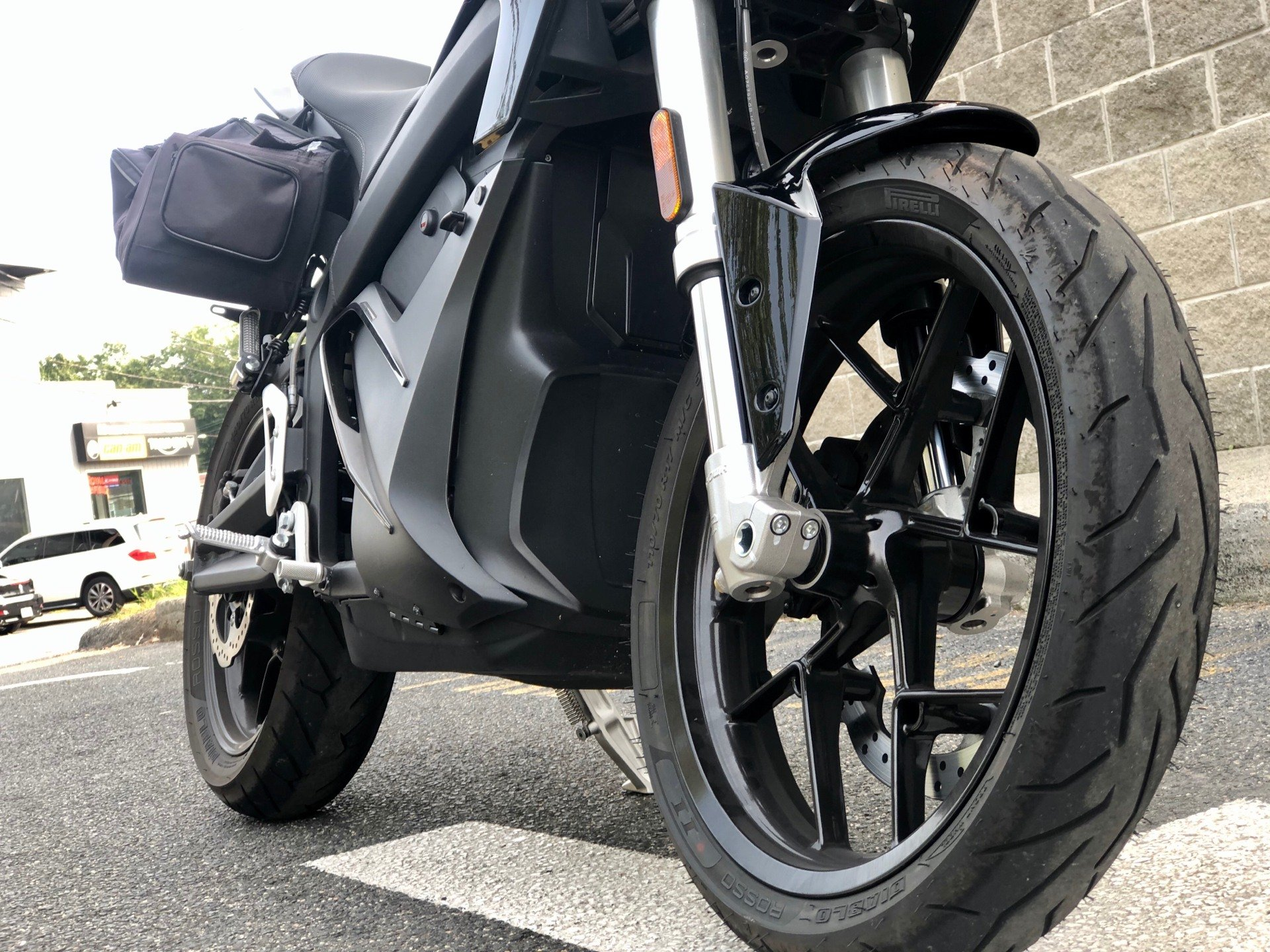 2019 Zero Motorcycles S ZF7.2 in Enfield, Connecticut - Photo 9
