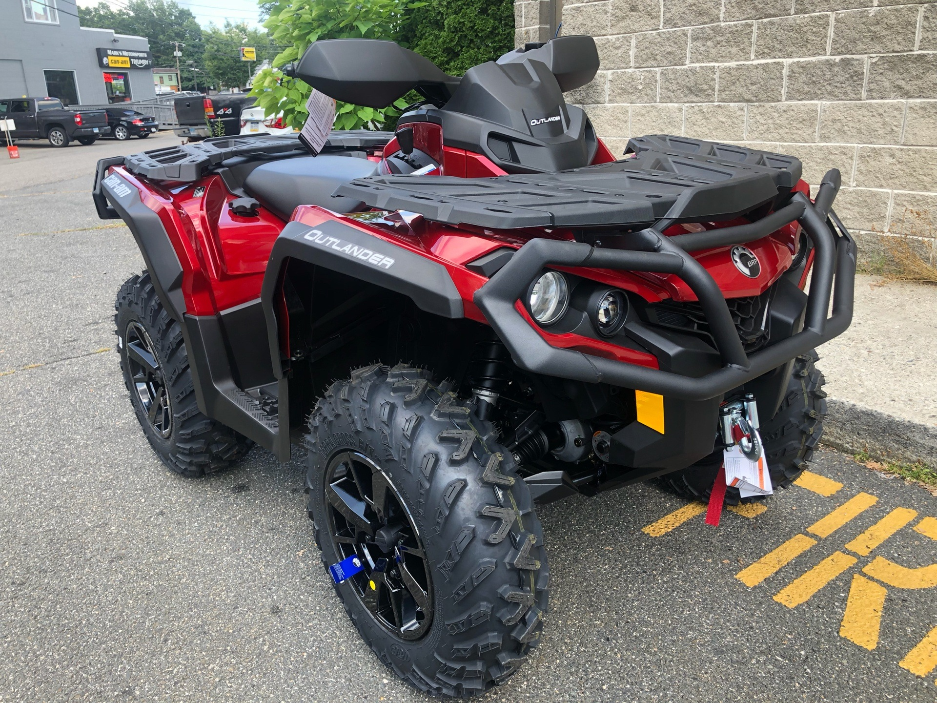 2019 Can-Am Outlander XT 650 in Enfield, Connecticut - Photo 1