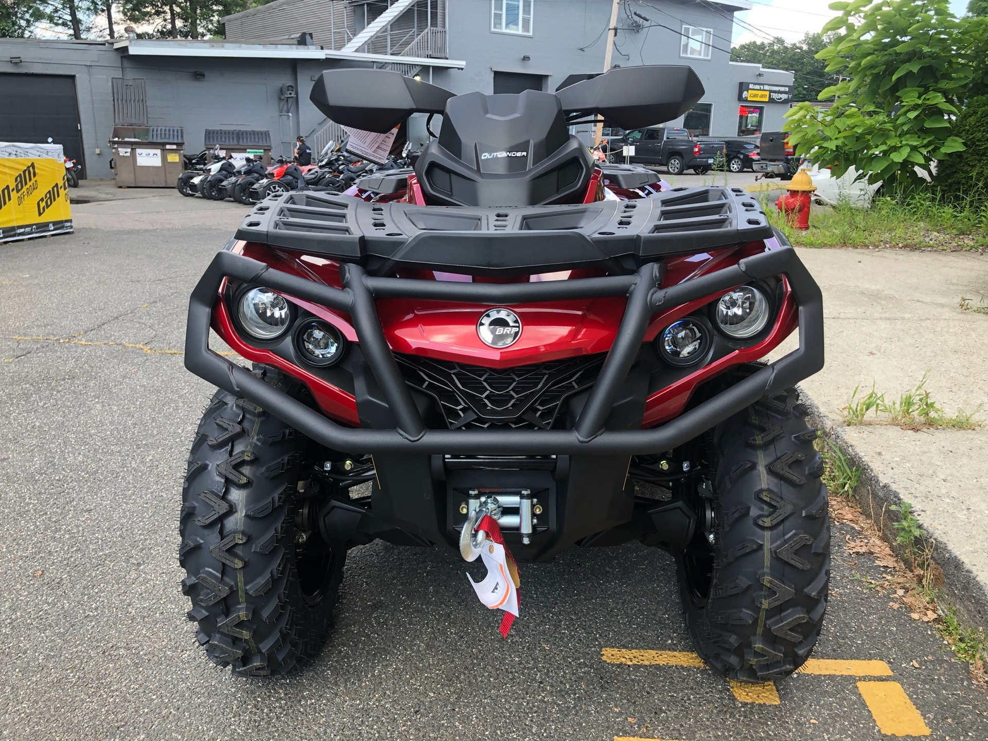 2019 Can-Am Outlander XT 650 in Enfield, Connecticut - Photo 8
