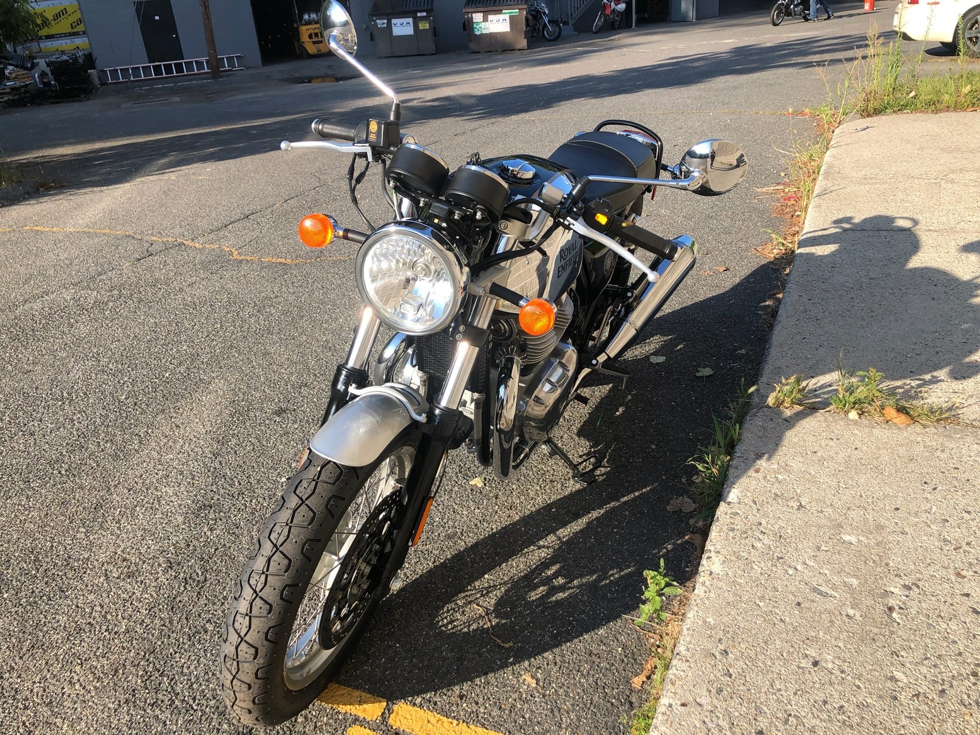 2019 Royal Enfield Continental GT 650 in Enfield, Connecticut - Photo 9