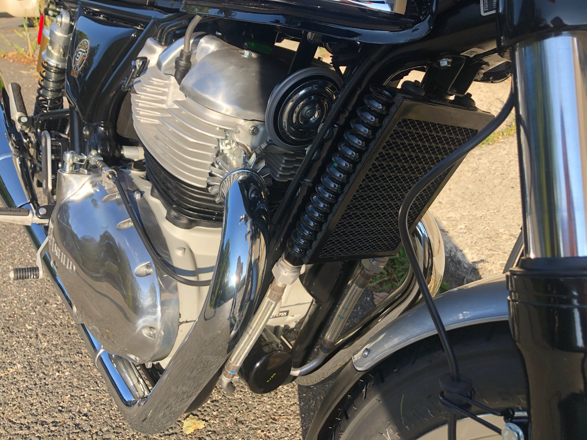 2019 Royal Enfield Continental GT 650 in Enfield, Connecticut - Photo 18