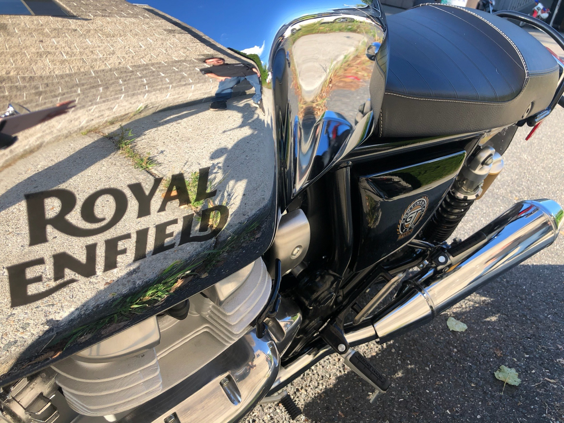 2019 Royal Enfield Continental GT 650 in Enfield, Connecticut - Photo 23