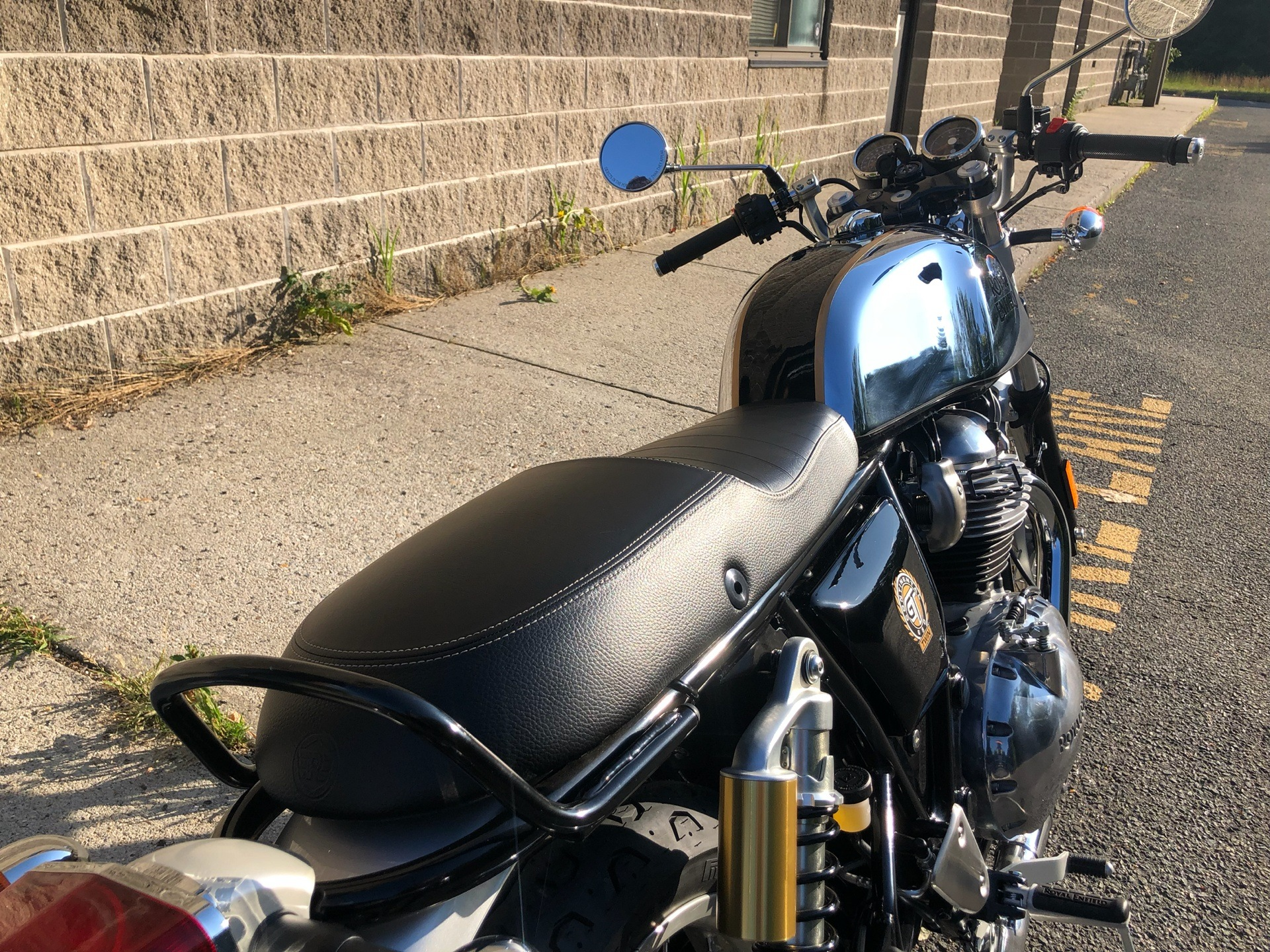 2019 Royal Enfield Continental GT 650 in Enfield, Connecticut - Photo 25