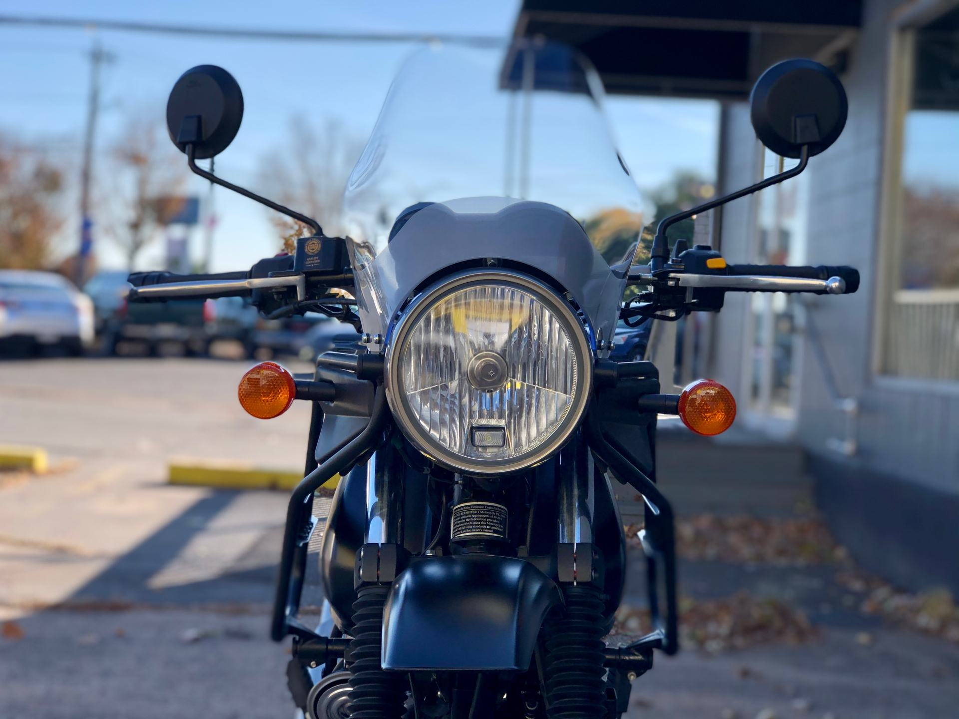 2021 Royal Enfield Himalayan 411 EFI ABS in Enfield, Connecticut - Photo 7