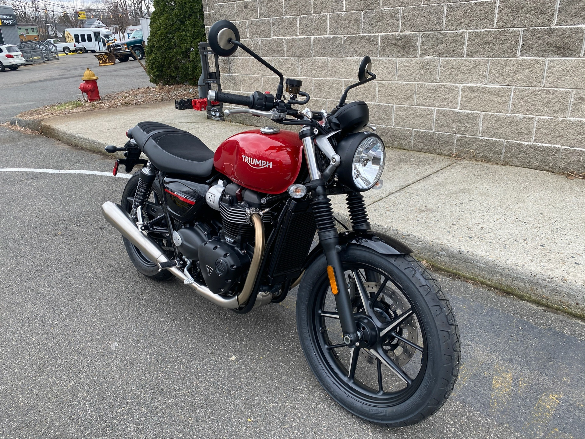 2020 Triumph Street Twin in Enfield, Connecticut - Photo 1