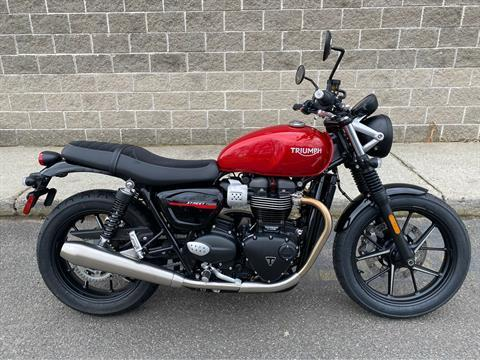 2020 Triumph Street Twin in Enfield, Connecticut - Photo 3