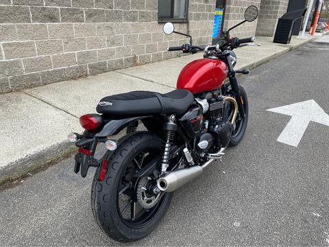 2020 Triumph Street Twin in Enfield, Connecticut - Photo 5