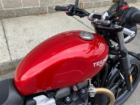 2020 Triumph Street Twin in Enfield, Connecticut - Photo 13