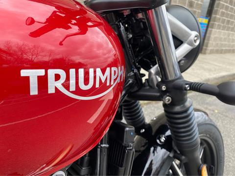 2020 Triumph Street Twin in Enfield, Connecticut - Photo 15