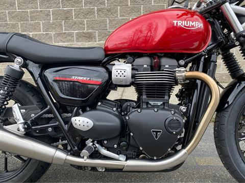 2020 Triumph Street Twin in Enfield, Connecticut - Photo 25