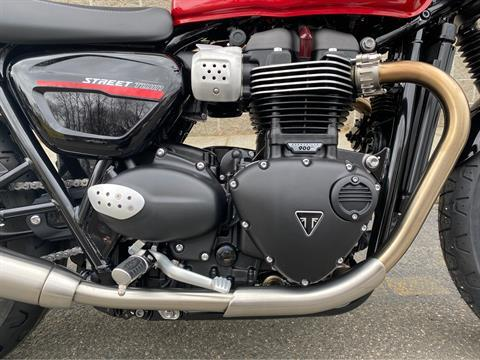 2020 Triumph Street Twin in Enfield, Connecticut - Photo 26