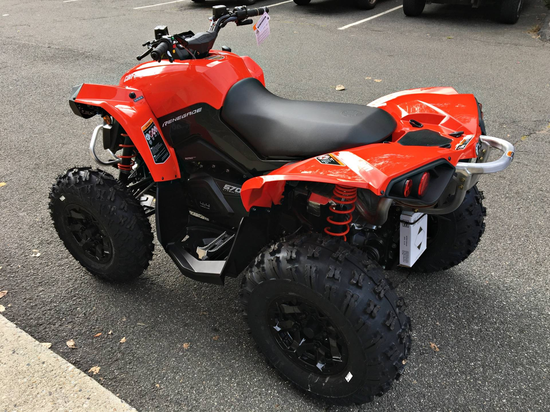 2017 Can Am Renegade 570 In Enfield Connecticut