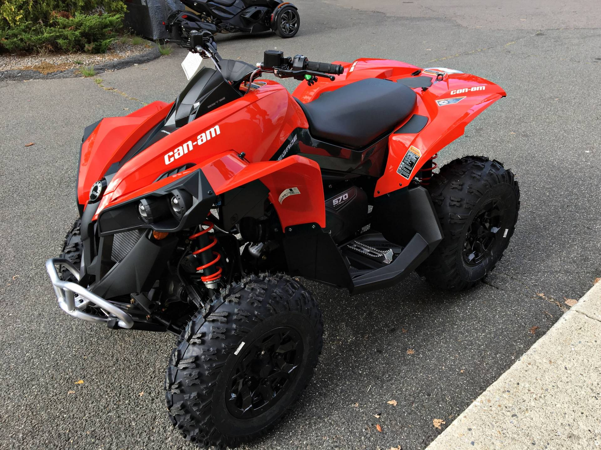 2017 Can-Am Renegade 570 in Enfield, Connecticut