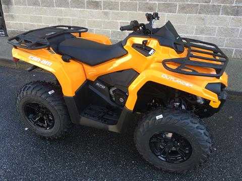 2019 Can-Am Outlander DPS 570 in Enfield, Connecticut - Photo 2