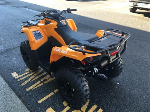 2019 Can-Am Outlander DPS 570 in Enfield, Connecticut - Photo 6