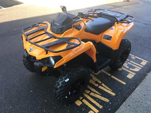 2019 Can-Am Outlander DPS 570 in Enfield, Connecticut - Photo 8
