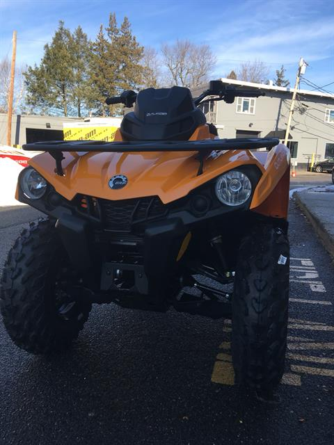 2019 Can-Am Outlander DPS 570 in Enfield, Connecticut - Photo 9