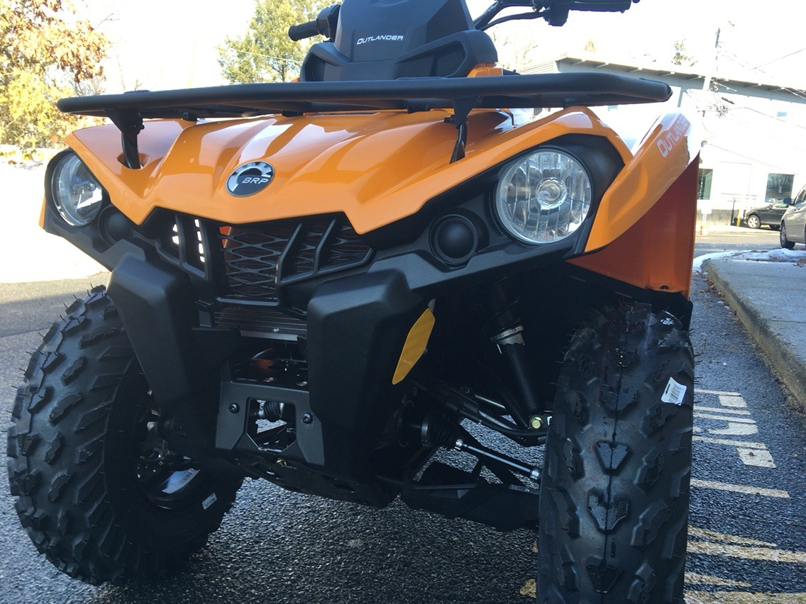 2019 Can-Am Outlander DPS 570 in Enfield, Connecticut - Photo 10