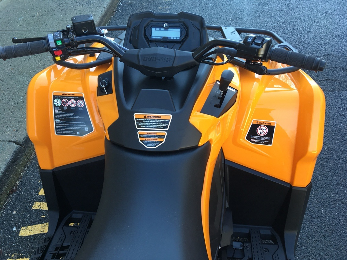 2019 Can-Am Outlander DPS 570 in Enfield, Connecticut - Photo 18