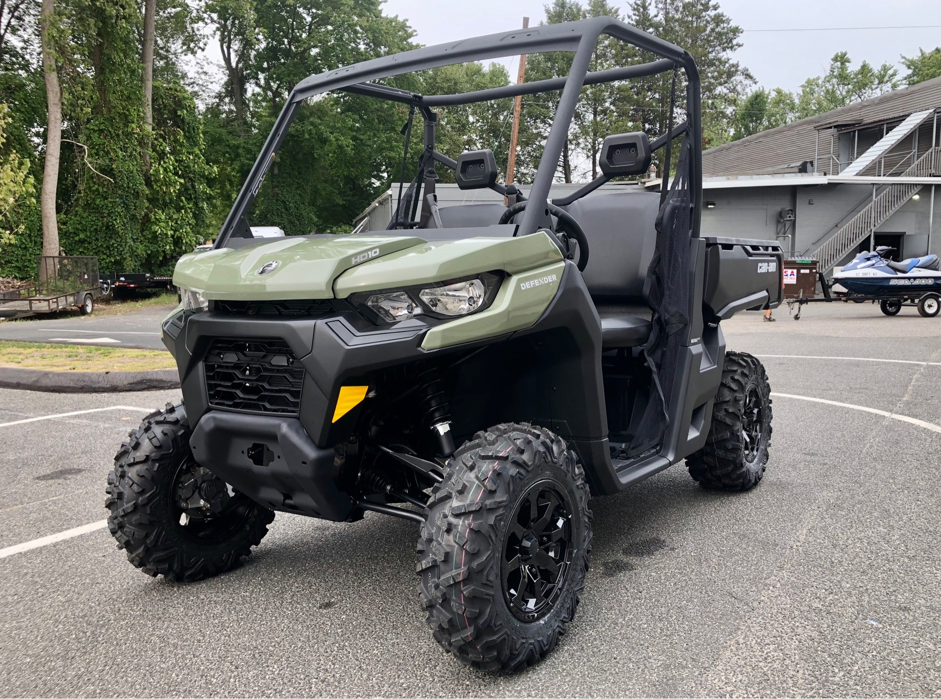 2020 Can-Am Defender DPS HD10 in Enfield, Connecticut - Photo 6