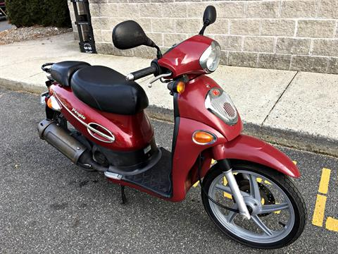 2009 Kymco People 50 in Enfield, Connecticut