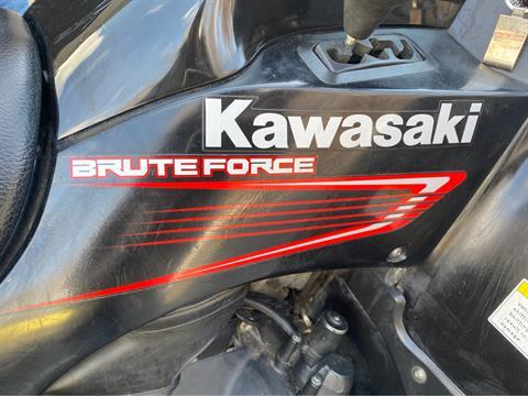 2008 Kawasaki Brute Force® 650 4x4 in Enfield, Connecticut - Photo 12