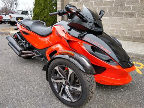 2014 Can-Am Spyder® RS-S SE5 in Enfield, Connecticut