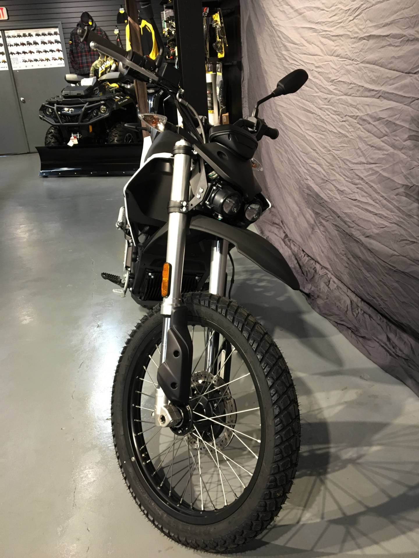 2018 Zero Motorcycles FX ZF7.2 Integrated in Enfield, Connecticut