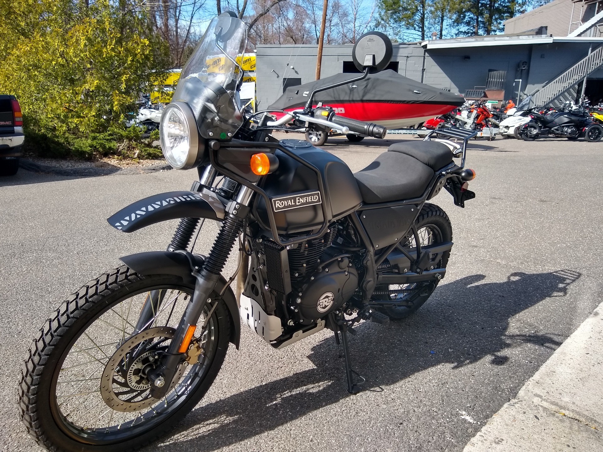 2019 Royal Enfield Himalayan 411 EFI ABS in Enfield, Connecticut - Photo 3