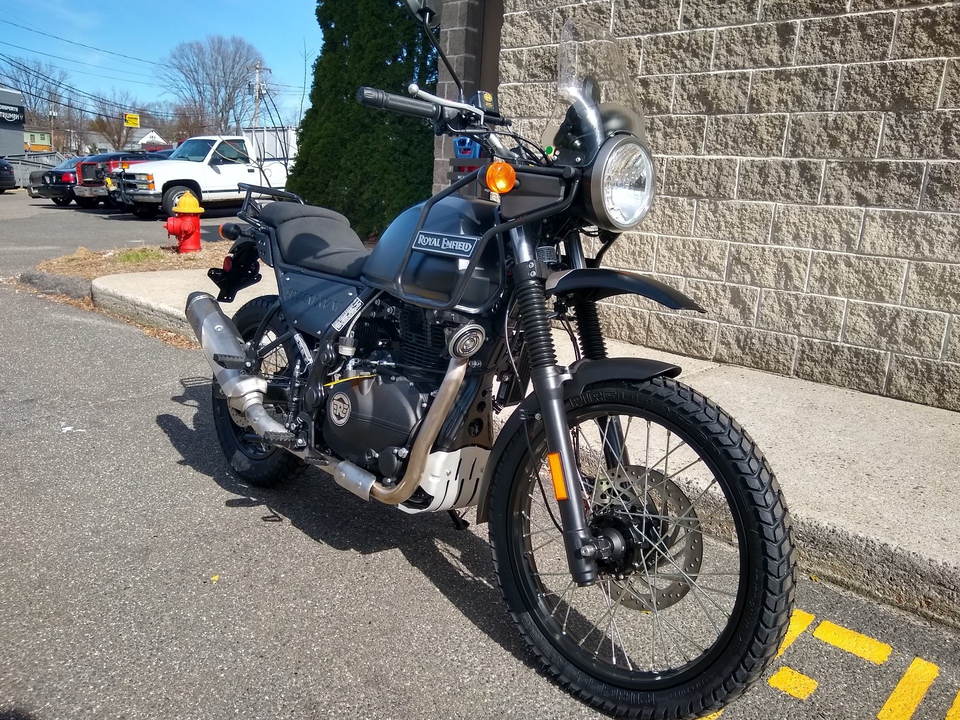2019 Royal Enfield Himalayan 411 EFI ABS in Enfield, Connecticut - Photo 1