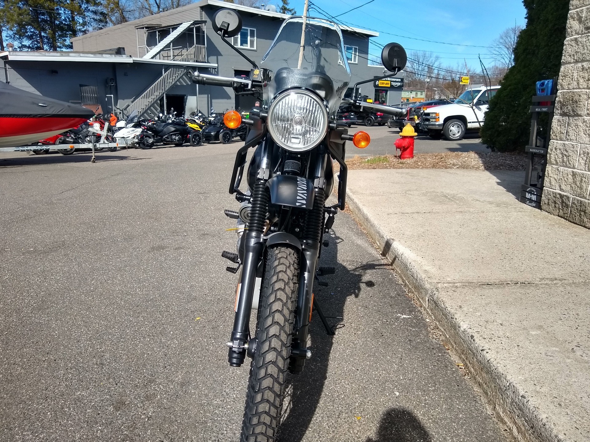 2019 Royal Enfield Himalayan 411 EFI ABS in Enfield, Connecticut - Photo 2