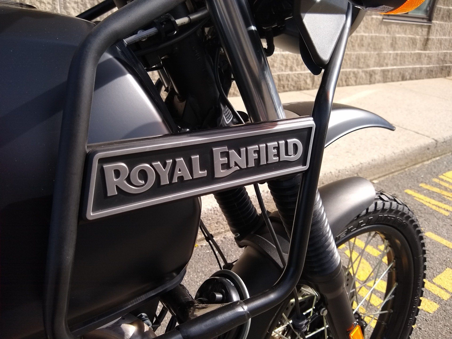 2019 Royal Enfield Himalayan 411 EFI ABS in Enfield, Connecticut - Photo 14