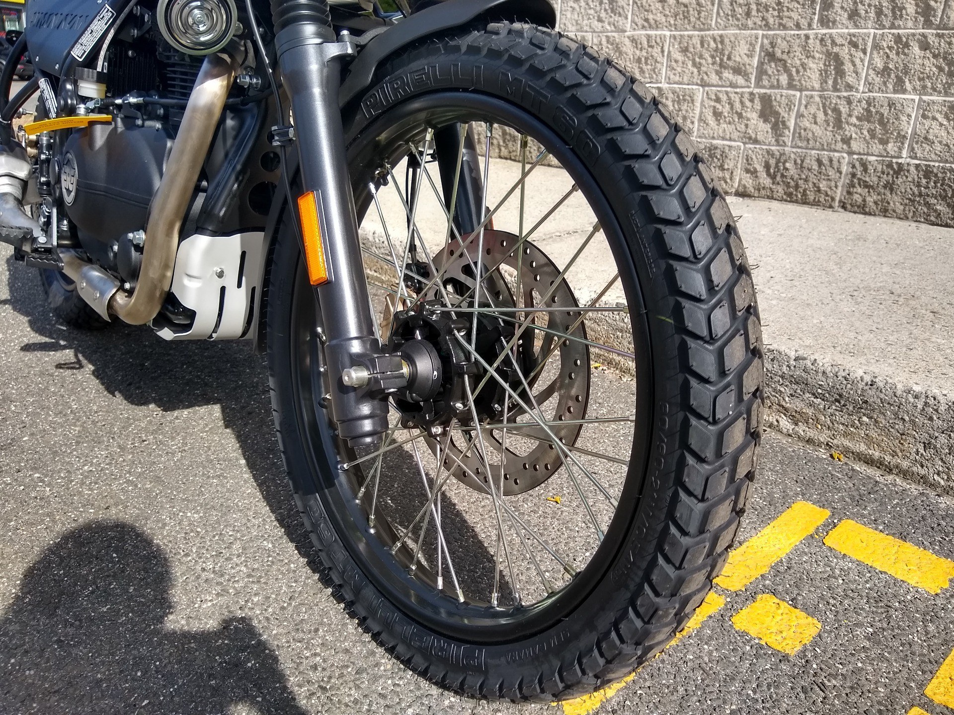 2019 Royal Enfield Himalayan 411 EFI ABS in Enfield, Connecticut - Photo 19