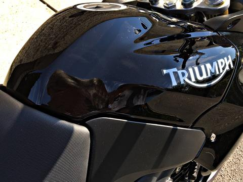 2009 Triumph Tiger 1050 in Enfield, Connecticut
