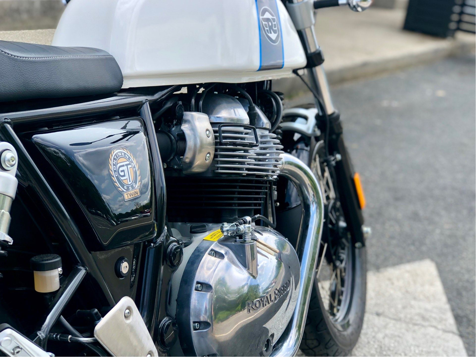 2020 Royal Enfield Continental GT 650 in Enfield, Connecticut - Photo 7