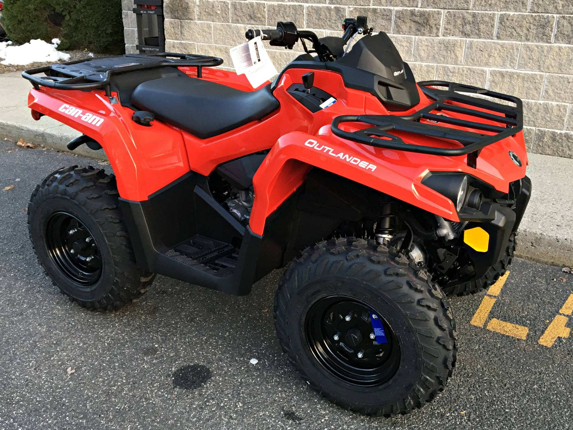 2019 Can-Am Outlander 450 in Enfield, Connecticut