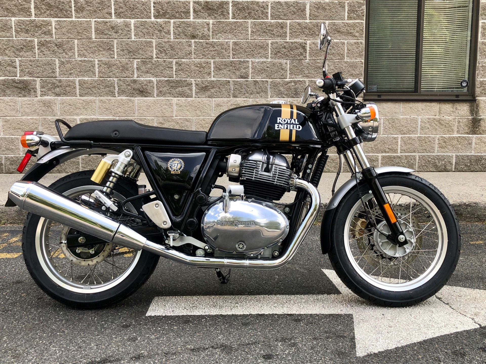 2020 Royal Enfield Continental GT 650 in Enfield, Connecticut - Photo 2