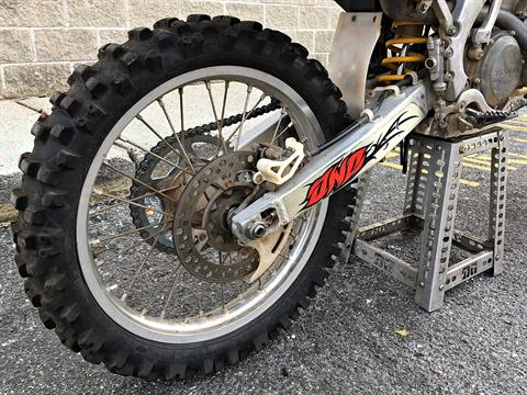2004 Honda CRF450R in Enfield, Connecticut - Photo 19