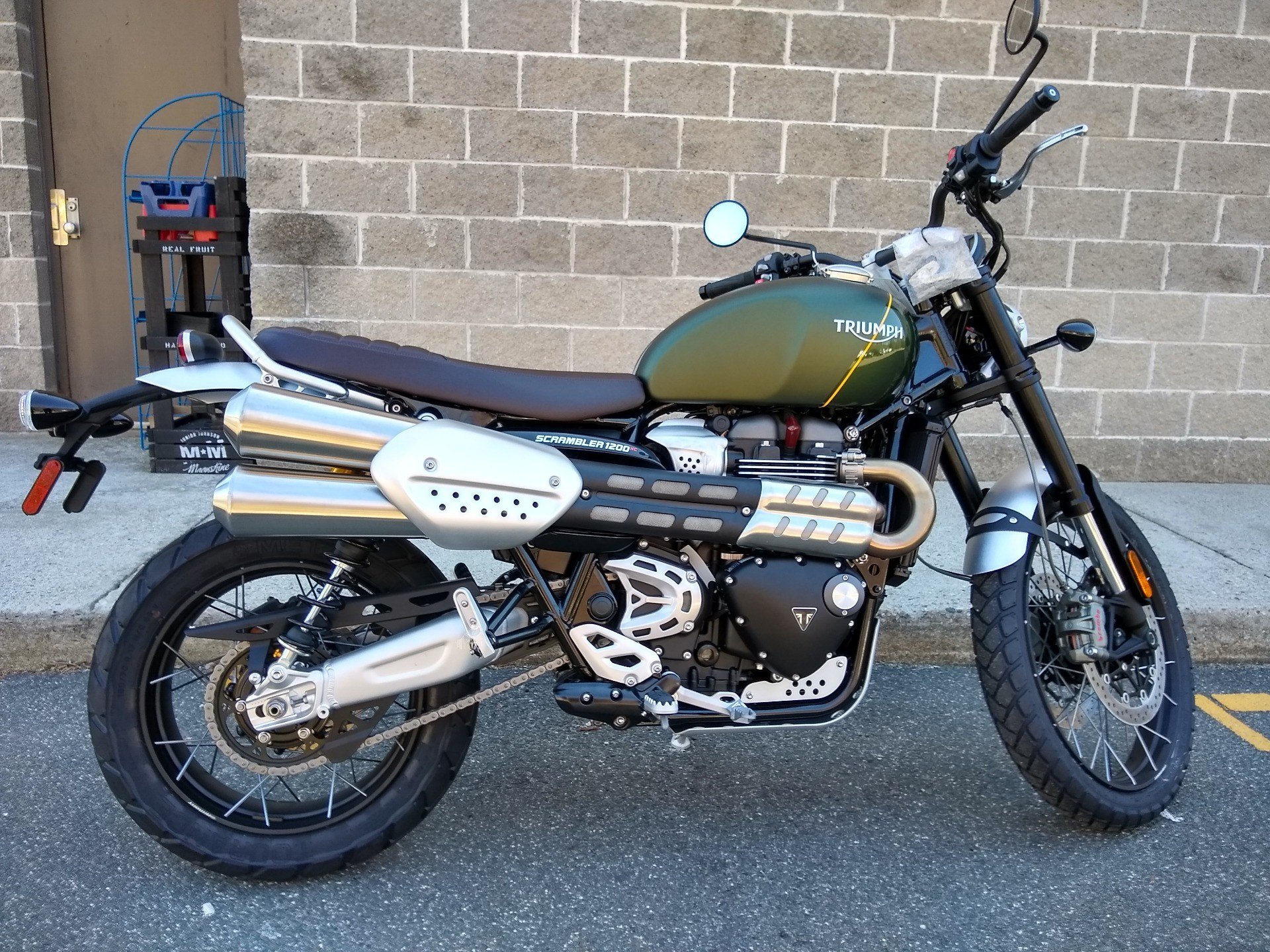 2019 Triumph Scrambler 1200 XC in Enfield, Connecticut - Photo 5