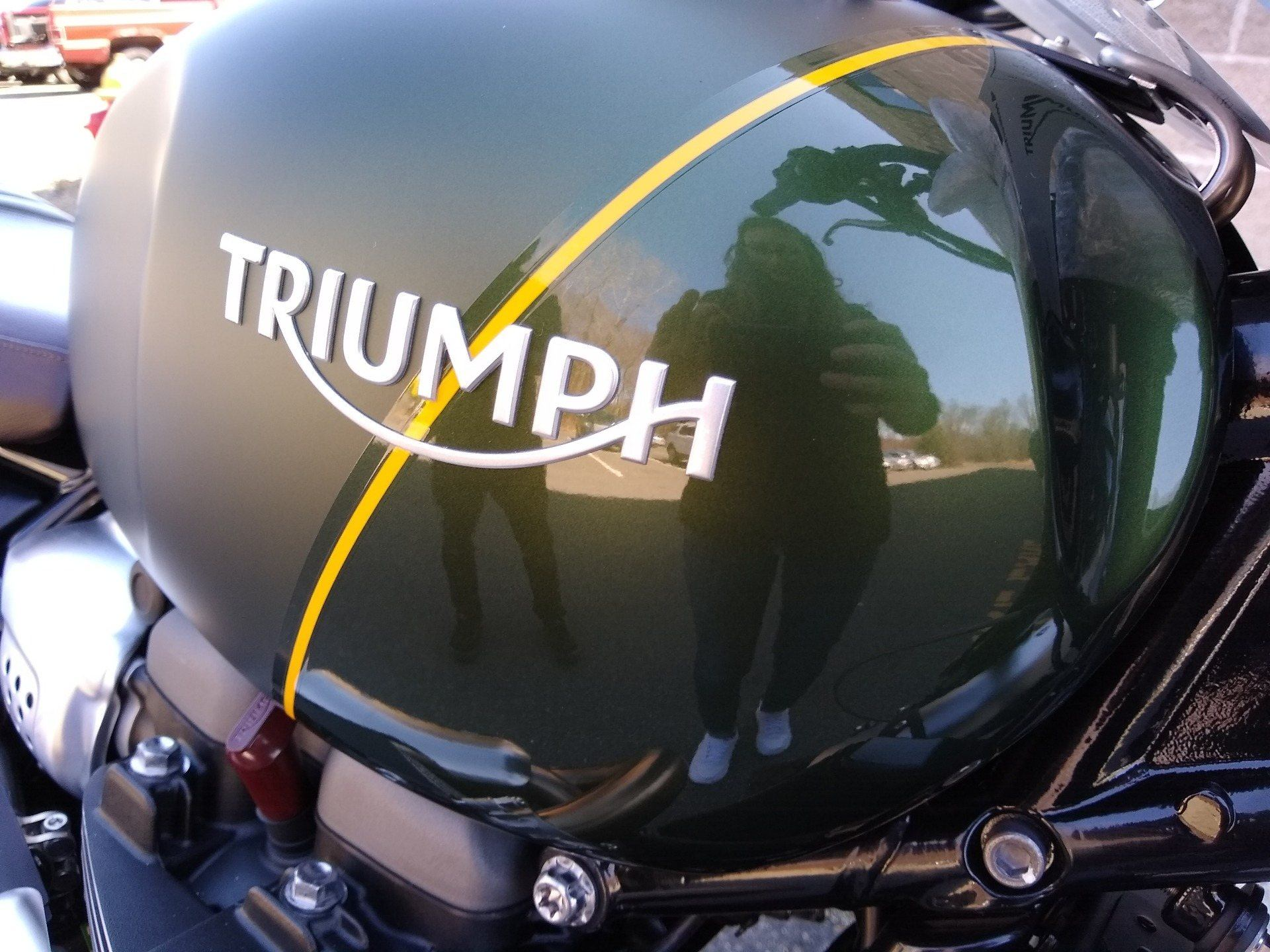 2019 Triumph Scrambler 1200 XC in Enfield, Connecticut - Photo 9